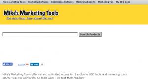 Công cụ Mike's Marketing Tools
