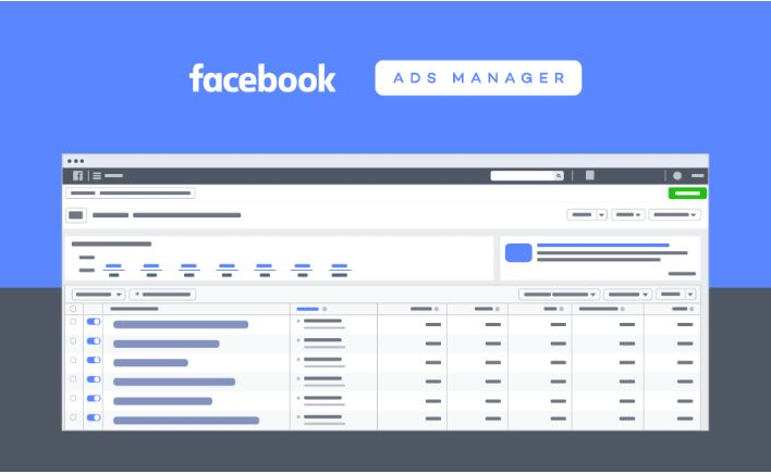 Facebook Ads Manager.