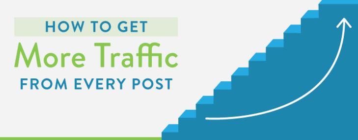 Tổng hợp 11 cách tăng traffic cho blog cá nhân của bạn