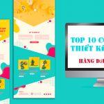 Top 10 công ty thiết kế website hàng đầu VN.