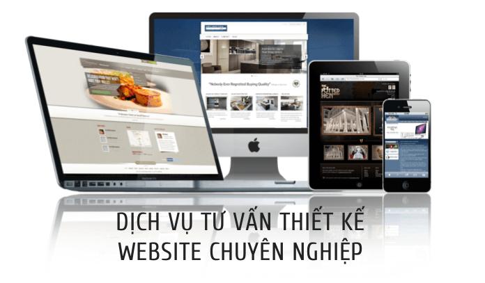 Tư vấn xây dựng giao diện cho website.