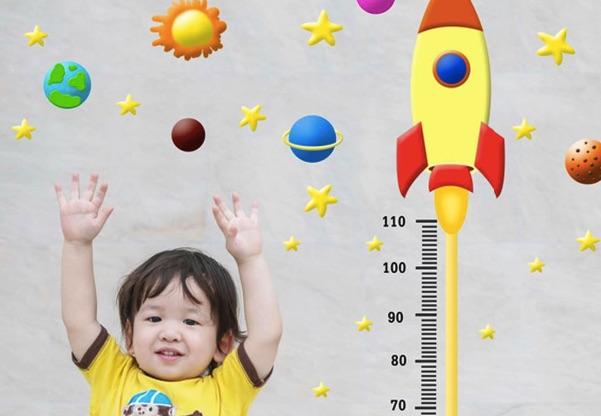 Yếu tố ảnh hưởng đến chiều cao cân nặng của trẻ