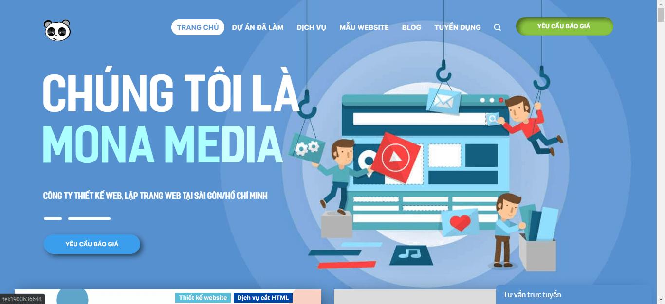 Công ty SEO Mona Media.