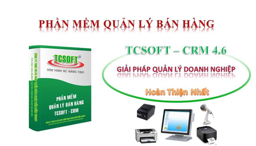 Giải pháp phần mềm TCSOFT