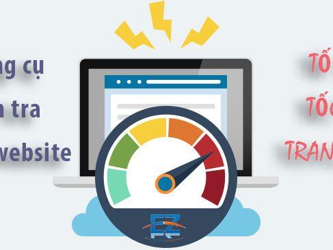 5 Công cụ kiểm tra tốc độ website