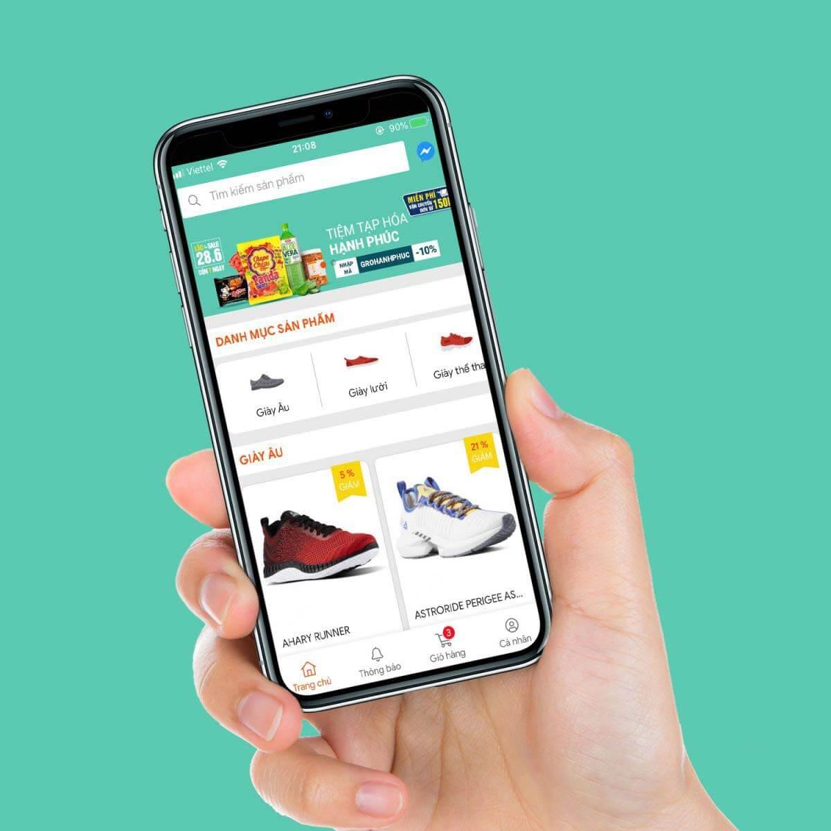 Những lợi ích mang lại từ thiết kế app mobile