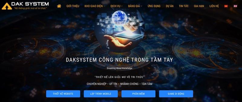 Daksystem