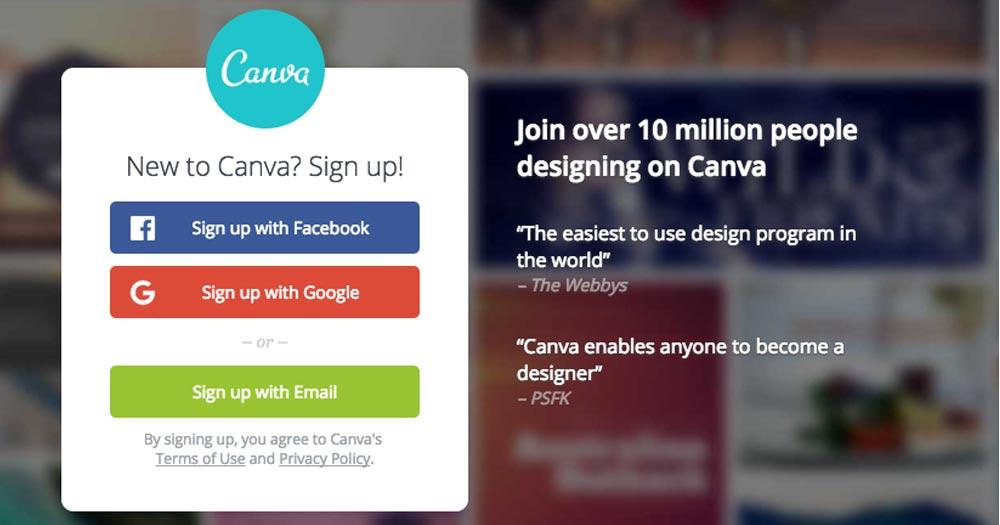 Canva: Công cụ thiết kế đồ họa miễn phí