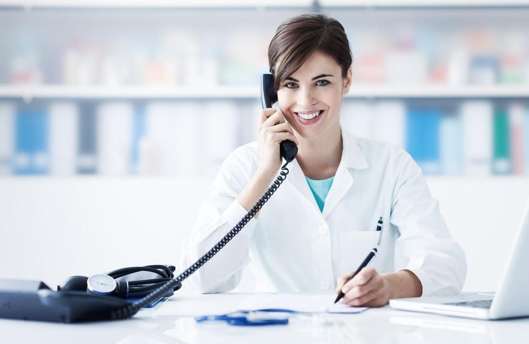 dịch vụ bác sĩ online