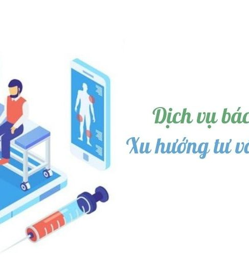 xu hướng bác sĩ Online