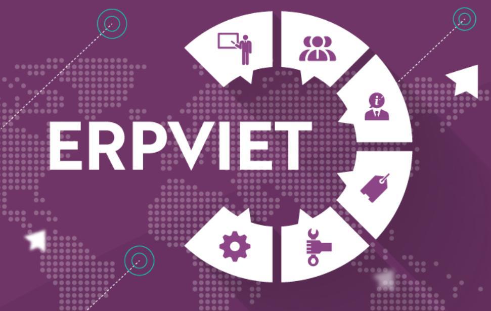 Phần mềm quản lý spa chuyên nghiệp ERPViet