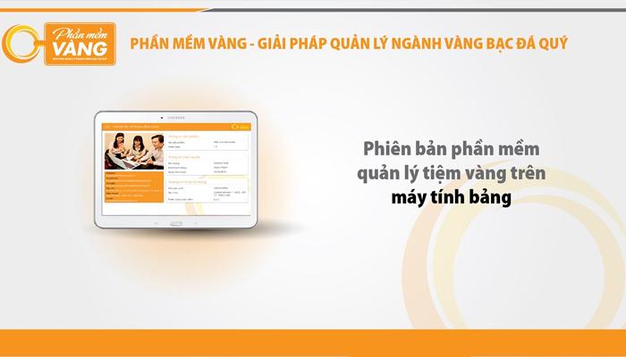 Công ty cung cấp phần mềm quản lý tiệm vàng - Phần Mềm Vàng