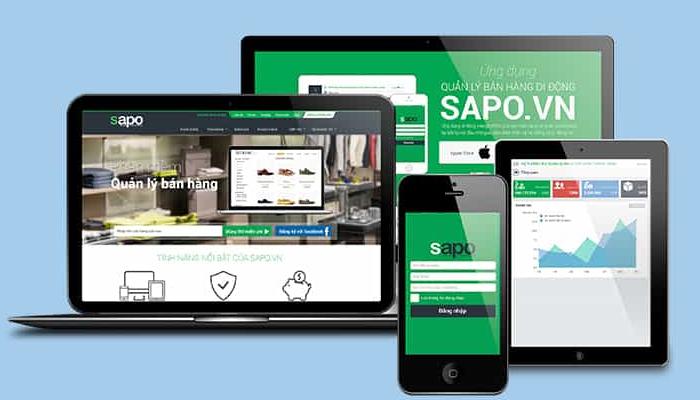 Phần mềm quản lý bán hàng tạp hóa miễn phí - Sapo POS
